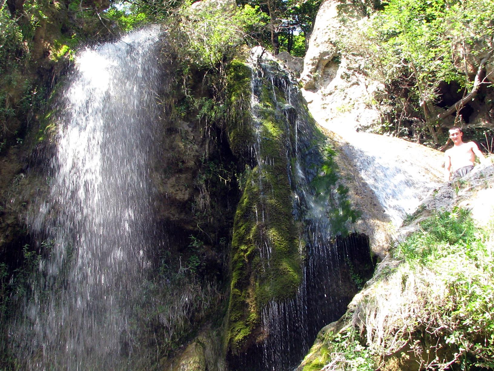 Водопад су учхан крым фото отзывы